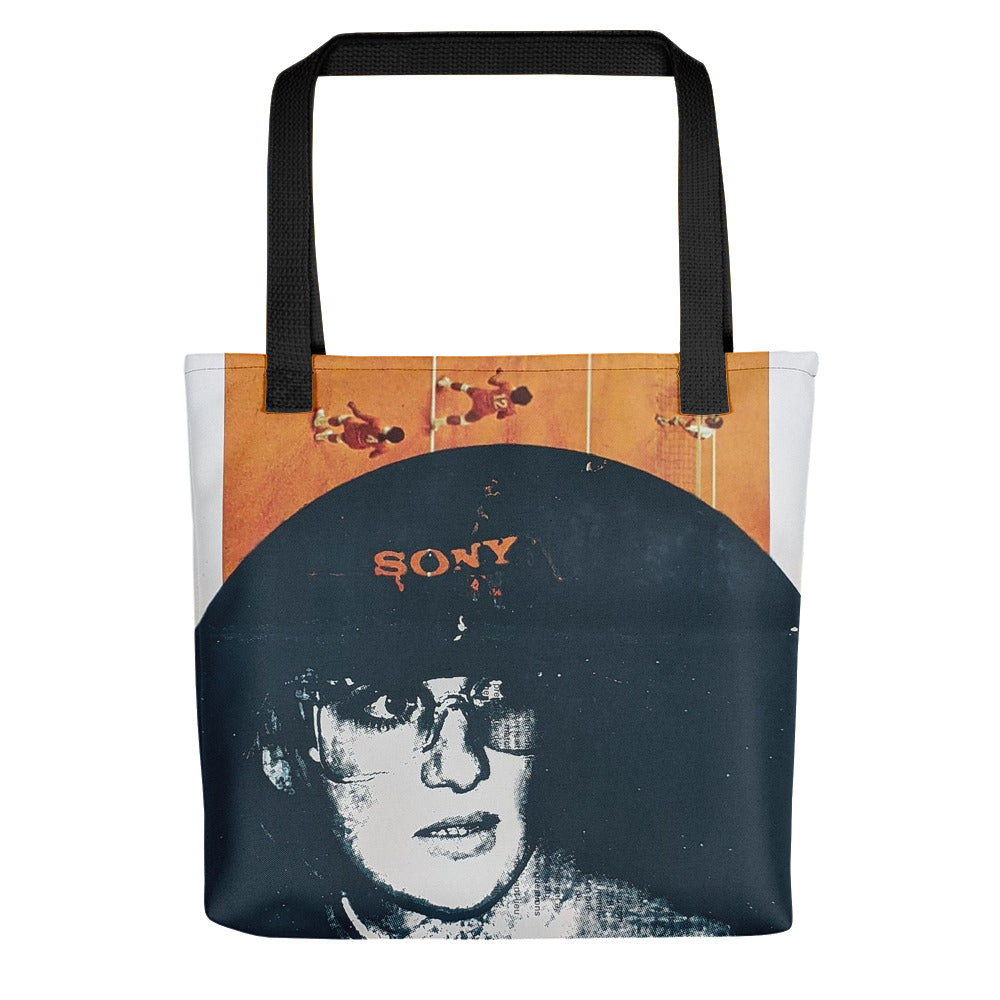 Try to remember Tote bag - Goldengen Print