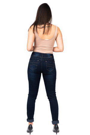 Le jeans taille moyenne / Mid rise jeans