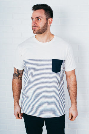 Le tricot bas élastique / Elastic bottom knit sweater