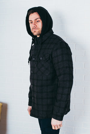 Le poncho sans manches / Sleeveless poncho