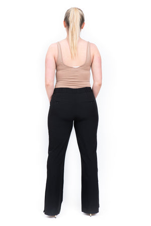 Le top ample col montant / High neck wide top