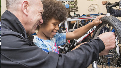 Top TEN tips for looking after your bike