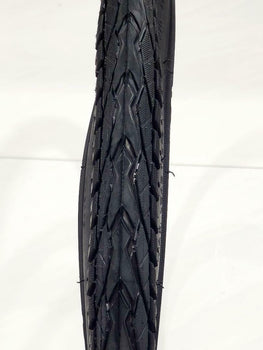 26 X1.90 (44-559) TWO  BLACK TIRES HIGH QUALITY   NEW STREET TIRES