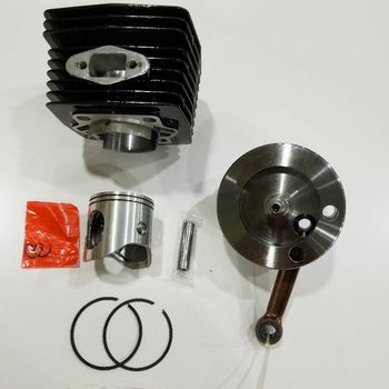 MOTORIZED BICYCLE 48MM SLEEVE CYLINDER SET FOR 66CC/80CC MOTOR 32MM INTAKE