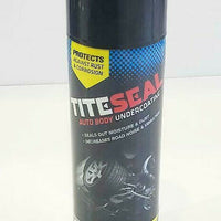 TITESEAL, AUTO BODY, UNDERCOATING, RUBBERIZED