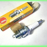 NGK  B8HS HIGH QUALITY COLD Spark Plug For Motorized Bicycle