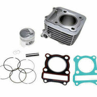 125cc Cylinder Barrel Kit for Suzuki GN 125 GN125 - 57mm Piston Rings Gaskets