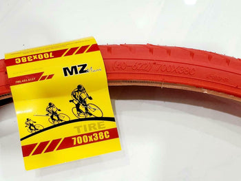 700X38 TIRE(40-622)ONE HIGH QUALITY BICYCLE  STREET TIRE AND ONE  INNER TUBE