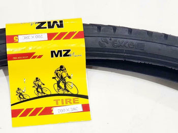 700X38 TIRES (40-622)THRE HIGH QUALITY BLACK BICYCLE STREET TIRES FIT 29