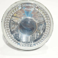 "MZ ETZ  7"" LED Headlight  H4  MZ ETZ   PANTALLA  H4   7"" LED"
