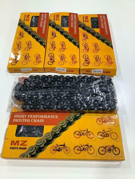 MOTORIZED BICYCLE 5 HEAVY DUTY BLACK 415 H-110L CHAIN MASTER LINK INCLUDE