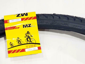 700X38 BICYCLE TIRE(40-622) ONE HIGH QUALITY BLACK STREET TIRE FIT 29