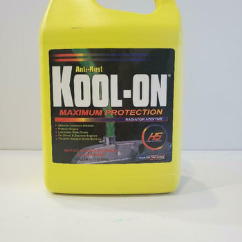Anti-Rust, KOOL-ON, MAXIMUN PROTECTION, Radiator Additive