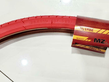26X1 3/8(37-590) TWO QUALITY TIRE  fits only the 26
