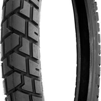 MOTORCYCLE  SHINKO TIRE 705 DUAL SPORT FRONT 110/80-19 59Q BIAS (3.50-19)