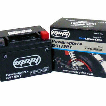 YTX4L-BS Battery for ATV Pit Dirt Quad Mini Bike.