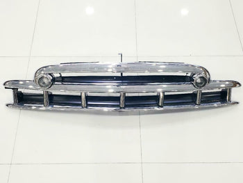 1949 Chevy Chevrolet Car Grille Original Triple Plated Chrome Show Condition