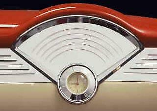 55-56 CHEVY  Clock Housing Only
