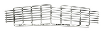 1956 Chevy Polished Stainless Steel Grille (OS)