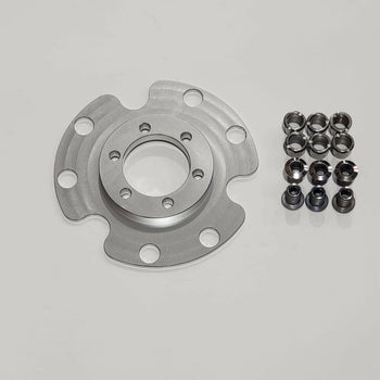 MOTORIZED BICYCLE REAR DISC BRAKE ADAPTER FOR 32t To 48t  6 HOLES SPROCKET