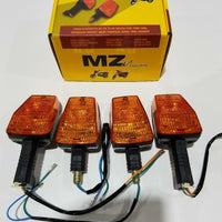 Motorcycle Turn Signal Indicators Lights sets , Juego Intermitentes  MZ, ETZ