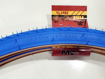 26X1 3/8(37-509) ONE QUALITY TIRE  fits only the 26