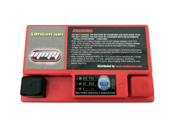 Battery Lithium, MMG3 - Replaces: 7L-BS and YTZ7S.BATERIA LITHIUM 12 VOLT/11AH.