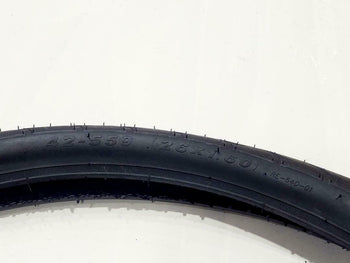 26X1.60 (42-559) ONE  BLACK TIRE HIGH QUALITY   NEW STREET TIRE