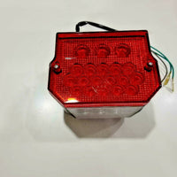 MOTORCYCLE  MZ  ETZ TAIL LIGHT FOCO TRASERO DE MZ TS ETZ 251/301 LED