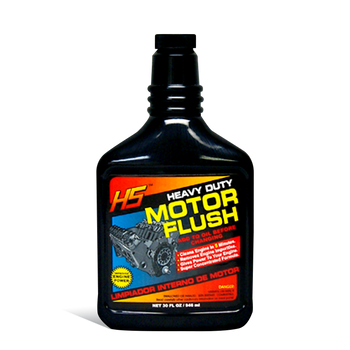 HS HEAVY DUTY MOTOR FLUSH 30 OZ