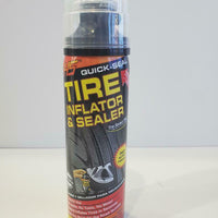Tire Inflator and Sealer