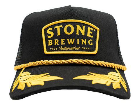 stone brewing hat