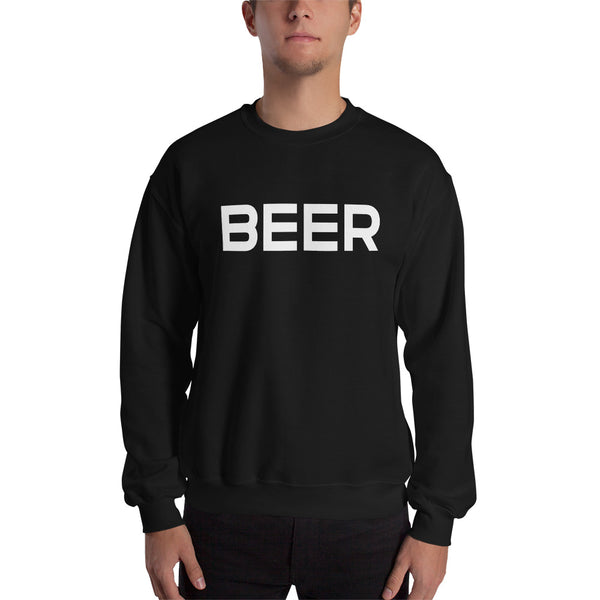 Unisex Sweatshirt - BEER
