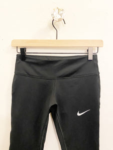 Nike Dri-Fit Epic Running Crop Tights Sz XS