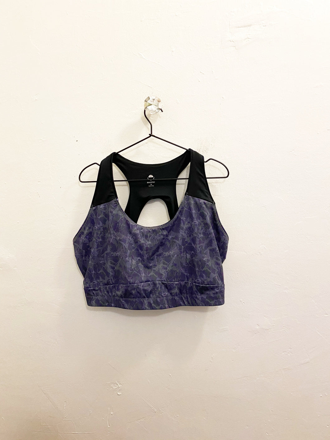 Solspry Sports Bra & Leggings Set Sz 3x