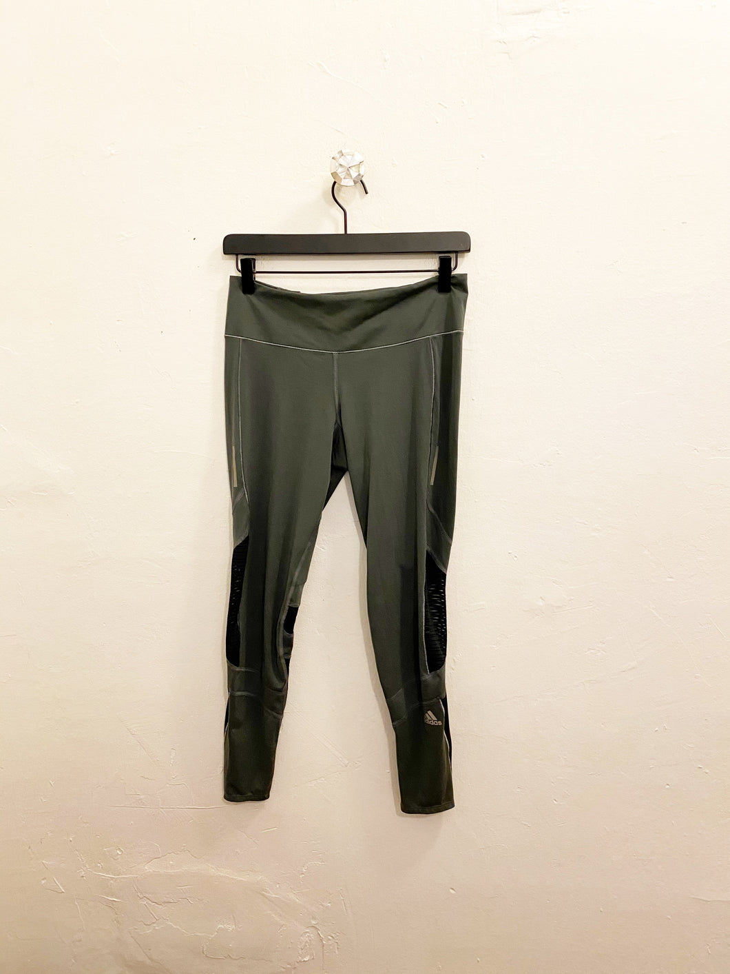Adidas Running Tights Sz Small