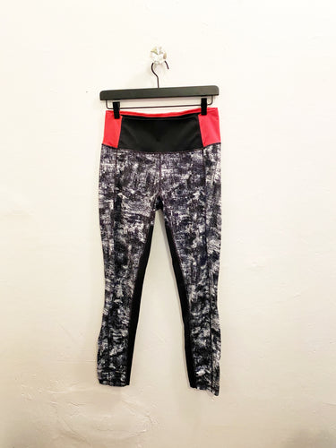 Adidas Climalite High Rise Leggings Sz Medium