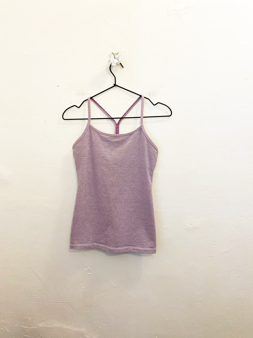 Lululemon Power Y Tank Sz 6