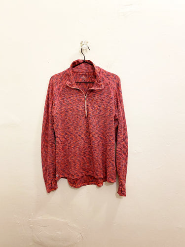Athleta 1/4 Zip Sz XL