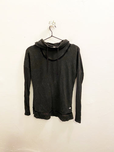 Alo Yoga Hooded Pullover Sz Medium