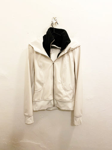 Lululemon Hooded Jacket Sz 4
