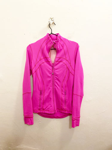 Lululemon Define Jacket Sz 6