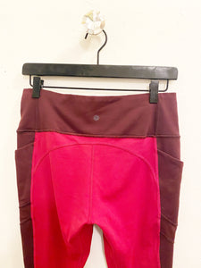 Athleta Leggings Sz Medium