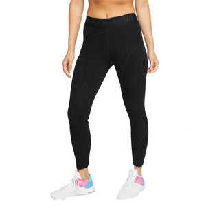 Nike Pro Hyperwarm Velour Leggings Sz Small NWT