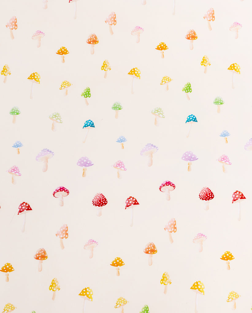Gift Wrap (Magic Mushrooms)