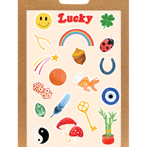 Lucky Charms Sticker Sheets