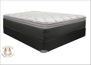 Beautyrest Silver Brs900 Plush Pillow Top Mattress King Size