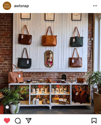 Awl Snap Leather Goods Co.