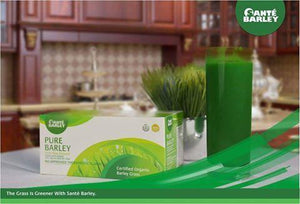 Sante Pure Barley Juice in sachet