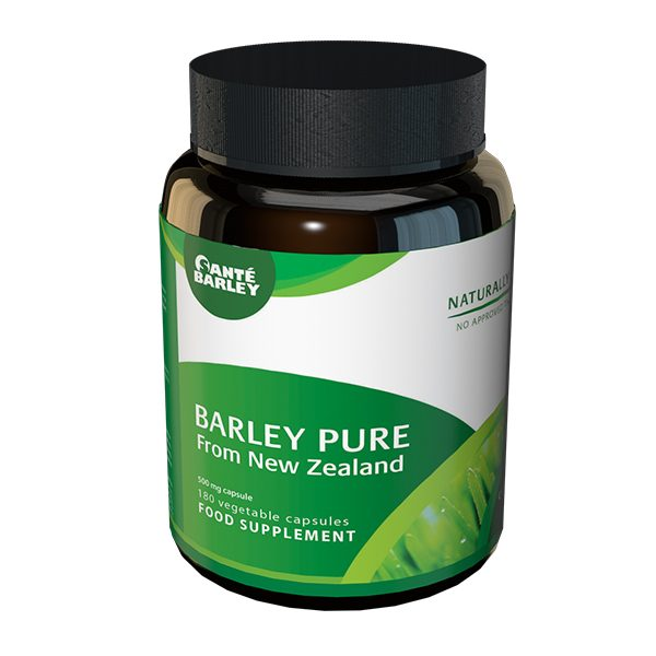 Sante Barley Pure Capsule in Bottle